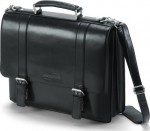Dicota BusinessLeather black