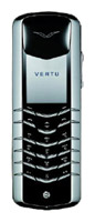 Vertu Signature Platinum Solitaire Diamond